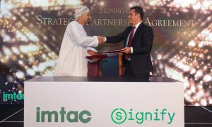 Signify joins IMTAC to bring smart city lighting tech to Oman