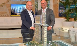 Bauer Spezialtiefbau wins $6.5mn contract for Nakheel's PALM360 hotel