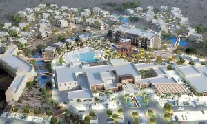 Work on Sultanate of Oman's first adventure resort begins