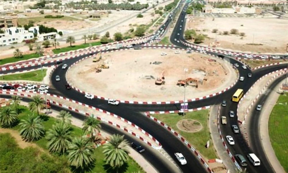 Musanada working on four traffic projects in Al Ain city