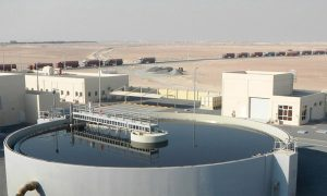 Egypt awards its largest wastewater treatment plant contract to JV