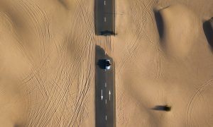 Oman, Saudi Arabia completes 680km road through the Empty Quarter