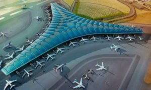 ACTS begins QC work at Kuwait Airport