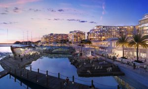 Omran-Damac JV begins work on $2bn waterfront project