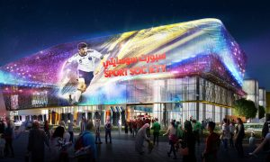 World's largest sports mall to open in Dubai