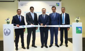 Saudi Aramco breaks ground on R&D centre in Russia