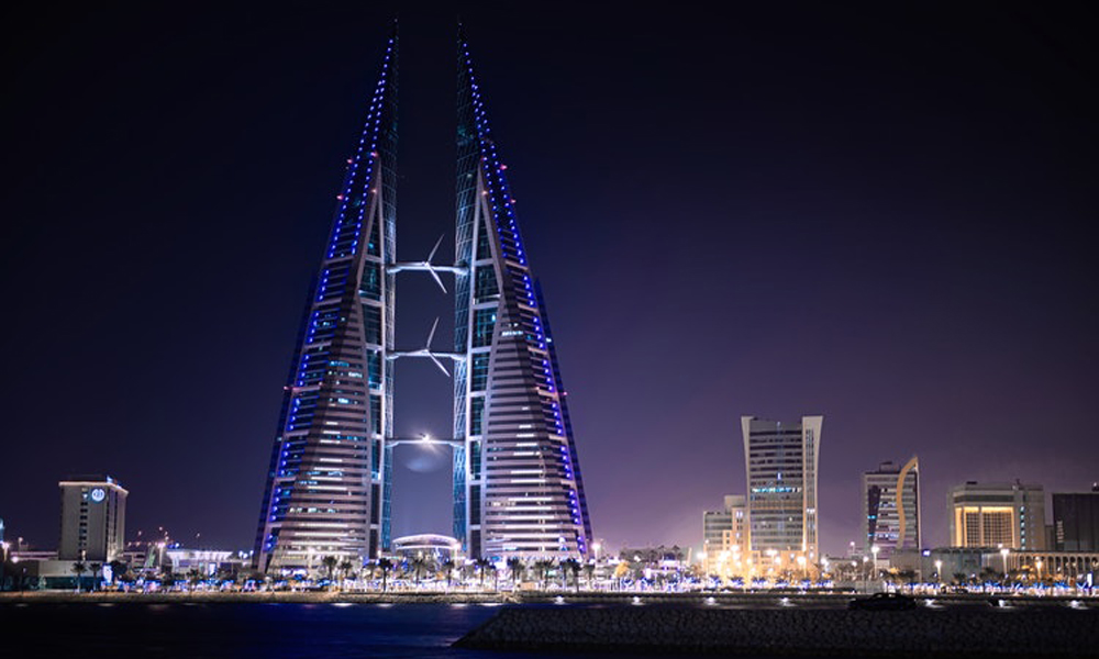 54a2444b Bahrain-based GFH Financial Group has announced that work on its upcoming  five-star Harbour Row Hotel and Residences project, located in the capital,  ...