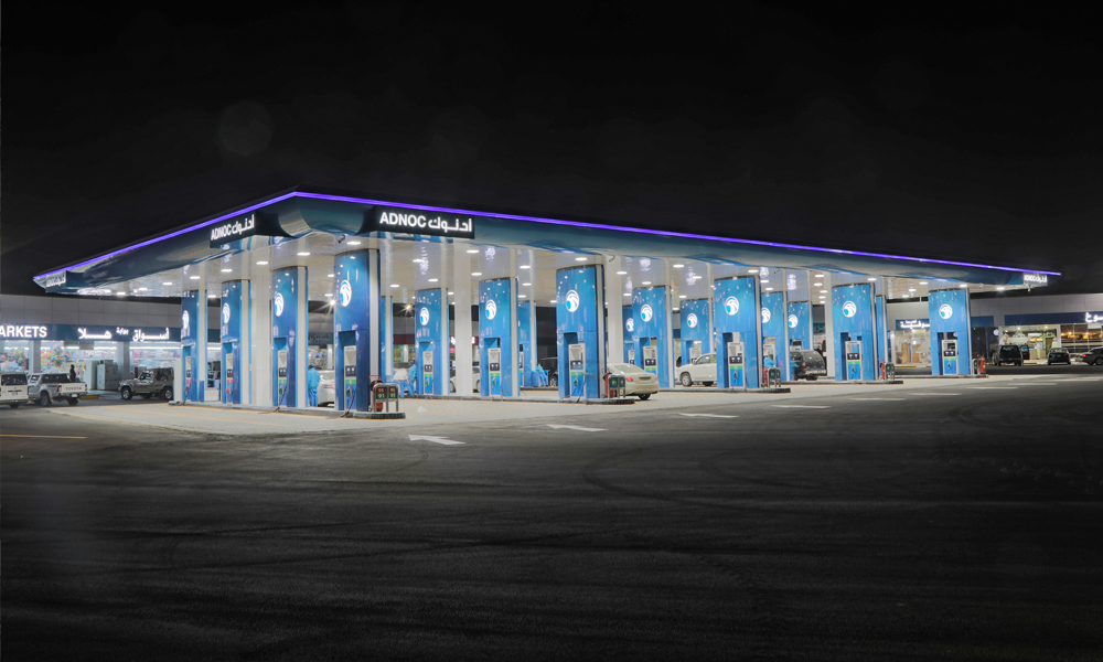 ADNOC Distribution begins Saudi roll-out of service stations