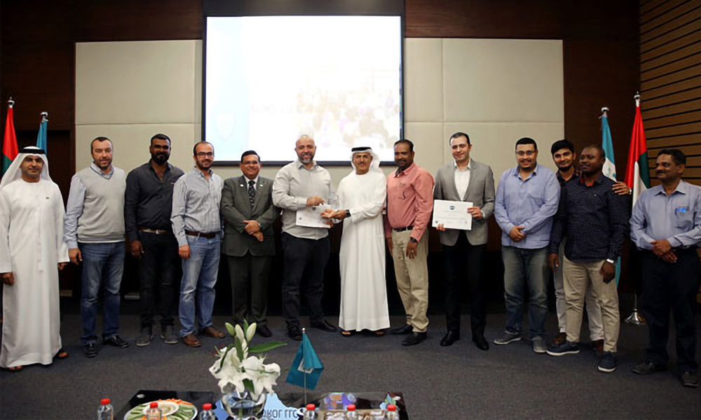 Dubai South honors consultants and contractors for safety milestones