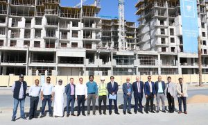 ECC announces significant progress on Nshama projects in Town Square Dubai