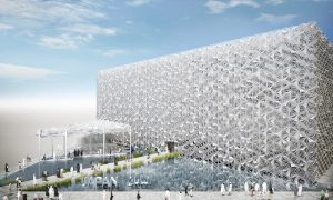 Japan reveals Expo 2020 Dubai pavilion design