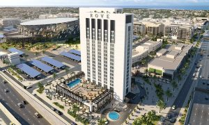 Rove Hotels launches new 564-key property at City Walk
