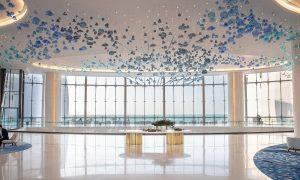 Jumeirah at Saadiyat Island Resort opens; group's first luxury 'eco-conscious' resort
