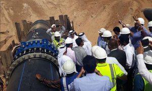 Utico commissions largest trans-emirate pipeline in UAE