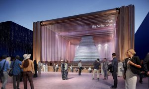 Dutch pavilion for Expo 2020 Dubai unveiled