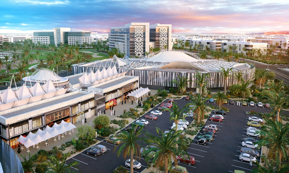 Saudi Aramco to build mega sustainable project, Spark