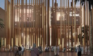 Sweden's pavilion for Expo 2020 Dubai to feature tree-houses