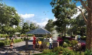 Azizi announces new community garden spanning Azizi Riviera