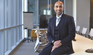 Rahail Aslam, group CEO, Select Group – Interview