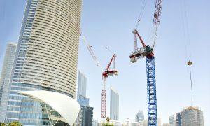 Two Raimondi luffers in Abu Dhabi tower build