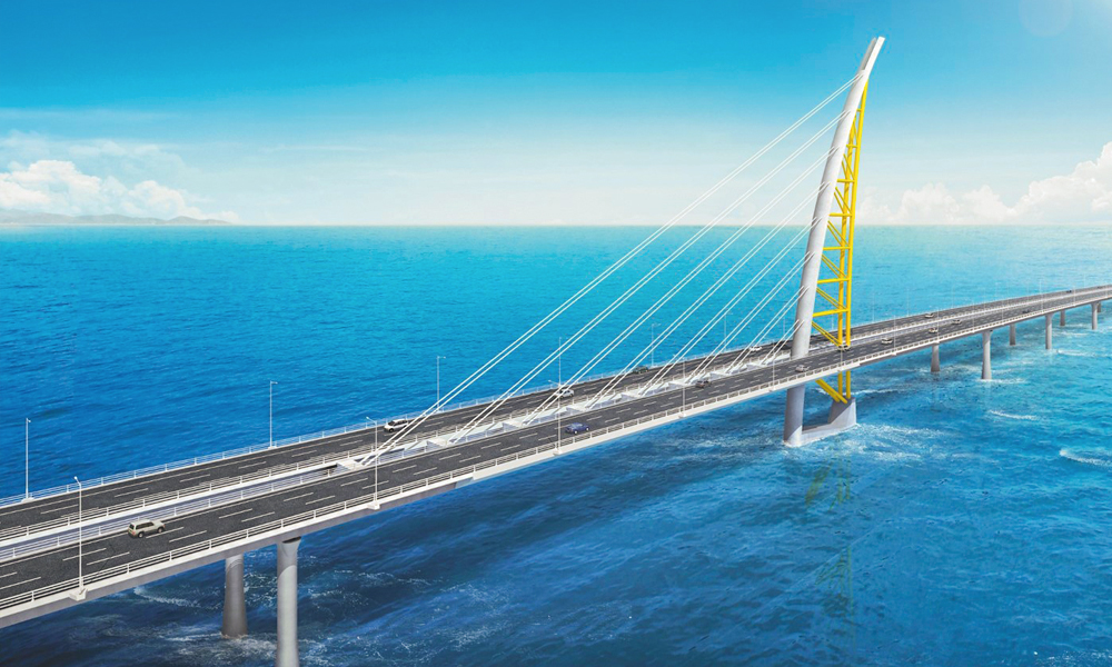 World's longest bridge in Kuwait to be completed soon | Middle East