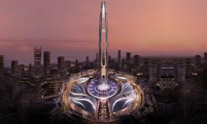 Burj Jumeira supertall tower is bold, elegant, and dynamic, says SOM