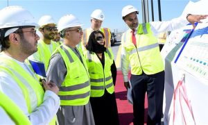RTA announces opening of main bridge leading to Expo site
