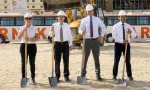 Farnek breaks ground on $41mn staff accommodation facility