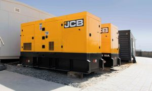 JCB to showcase generators at Middle East Electricity
