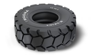 Magna Tyres introduces new skid-steer loader tyres