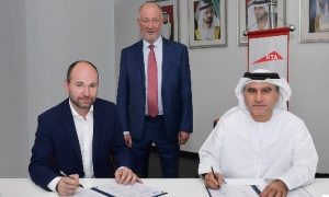RTA signs MoU with Skyway for Sky Pod 'suspended mass transport' network