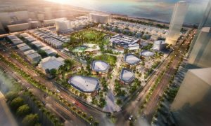IMKAN revamping Abu Dhabi park into multi-use space
