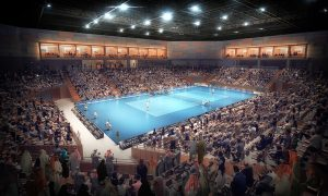 Middle East's biggest tennis academy set to open in 2019