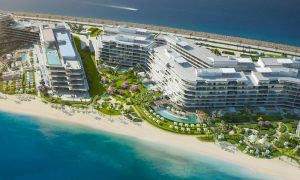 Linesight collaborates on luxury project on The Palm
