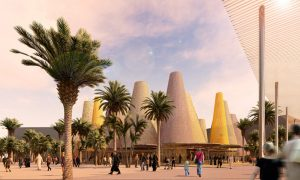 Spain reveals pavilion design for Expo 2020 Dubai