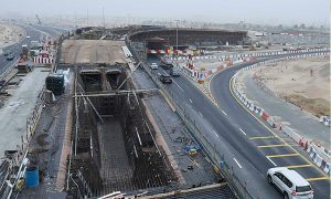 Ras Al Khor Street upgrade to finish next month, says RTA