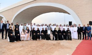 Shamal Steel Arch Bridge in RAK sets new world record