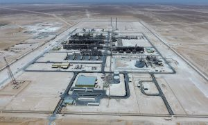 BP Oman renews Khazzan gas field contract with Veolia