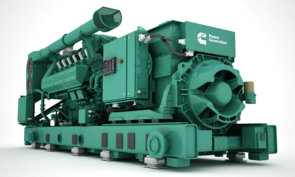 MEE 2019: Cummins debuts natural gas generator for region | Middle