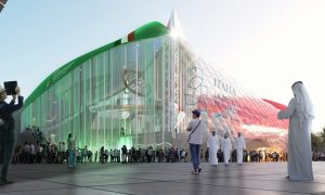 Italy's Expo 2020 Dubai pavilion to have upside-down ships for roof