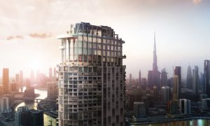 sbe says $550m SLS Dubai Hotel and Residences reaches 60% completion