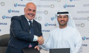 ENEC signs MoU with Spanish firm, Enusa