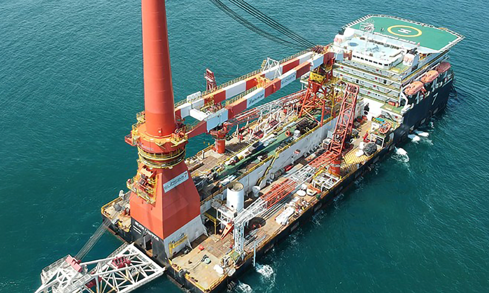 Subsea 7, L&T wins offshore contract from Saudi Aramco