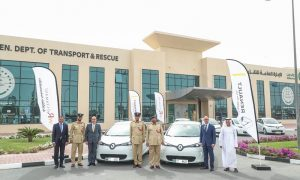 Dubai adds Renault electric vehicles to fleet
