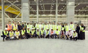 Phase Two of Jebel Ali sewage plant complete