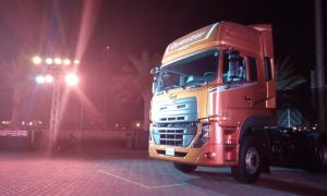 UD Trucks' New Quester launches in Middle East