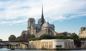 Rebuilt Cathedral of Notre-Dame will be a monument to advances in construction technology