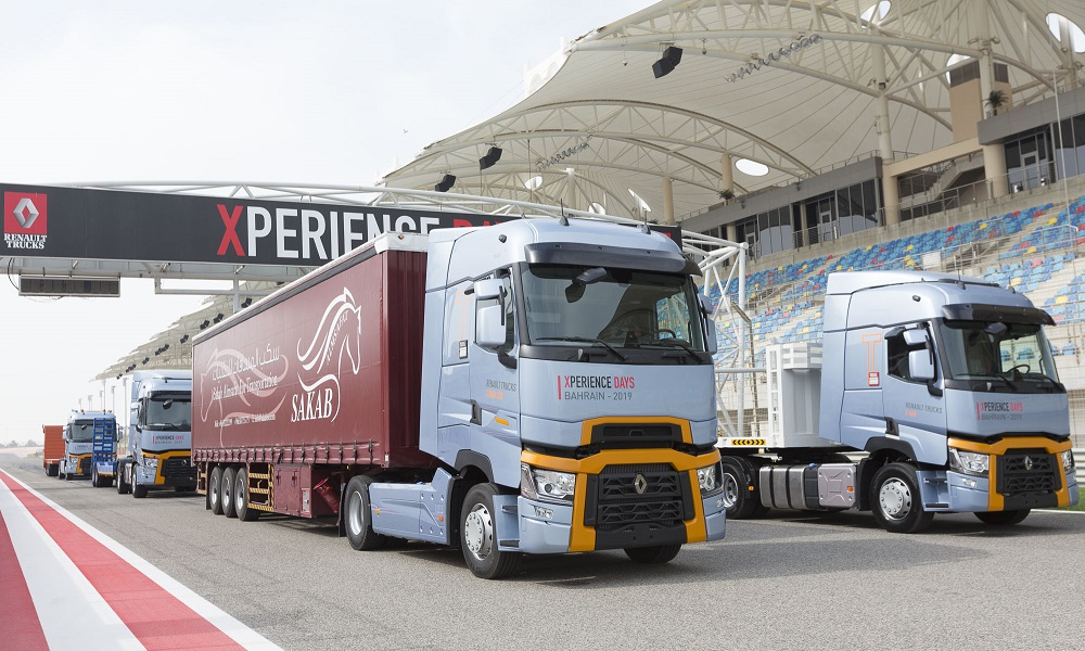 Renault Trucks Xperience Days 2019 hosts industry in Bahrain