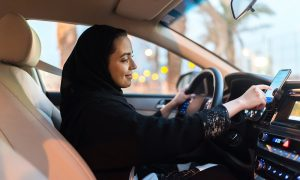 Uber introduces first-ever 'Women Preferred View' for Saudi market