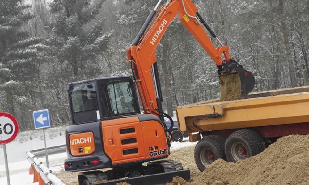 Best of Bauma - Hitachi Construction Machinery (HCME)   Middle East